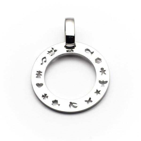 Wheel Rg Happiness Aço 3cm