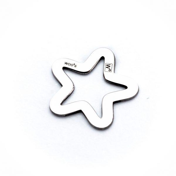 Pendente Estrela Aberto