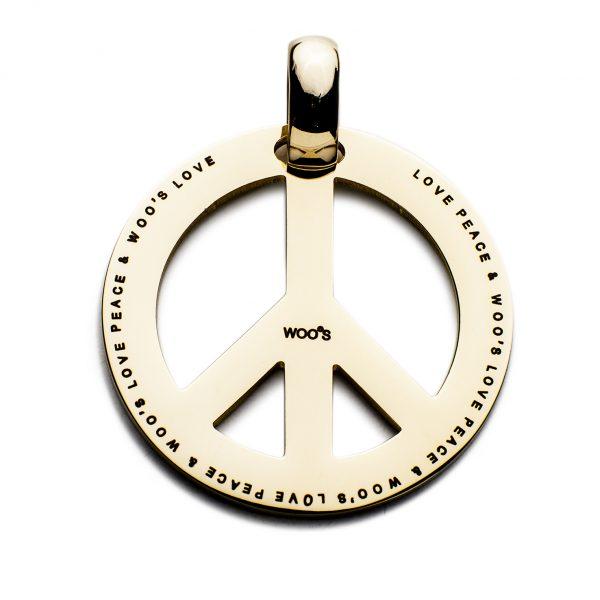 Pendente Special Paz 3.5cm