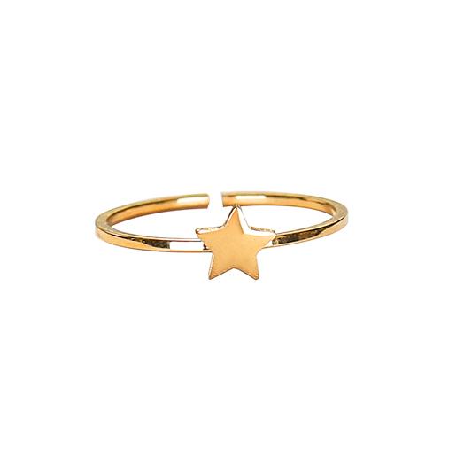 ANEL 'Star' aço