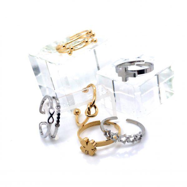 Anéis de Aço